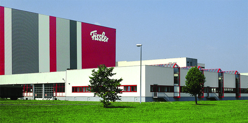 About Fissler